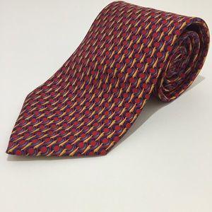 Brooks Brothers 346 Label 100% Silk Tie